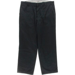 Dockers Mens Flat Front Classic Fit Khaki Pants