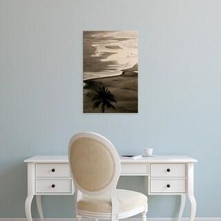 Easy Art Prints Walter Bibikow's 'Muscat Beach' Premium Canvas Art