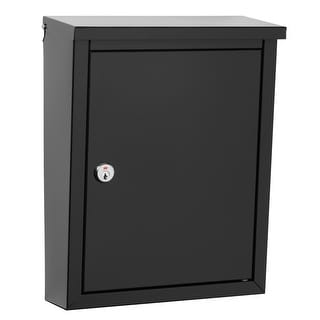 Architectural Mailboxes 2580-10  Chelsea Wall Mounted Locking Mailbox