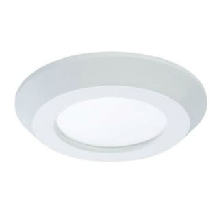 Halo SLD405930WHR Recessed LED Surface Disk Light, White, 90 CRI