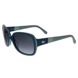 Lacoste L783/S 466 Petrol Square sunglasses Sunglasses