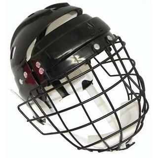 Olympia Sports HO206P Hockey Helmet with Wire Face Cage - Senior