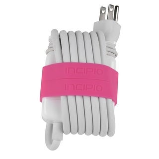 Incipio Block Bands for 85W Power Adapter for 15''/17'' MacBook Pro - Neon Pink