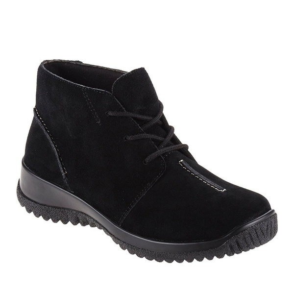 Drew Shoe Womens krista Canvas Closed Toe Ankle Fashion Boots - 11.5
