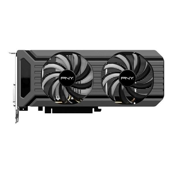 Pny Technologies - Geforce Gtx 1060 3Gb Gddr5 Pcie X16 Dvi-D, Hdmi, 3 X Dp