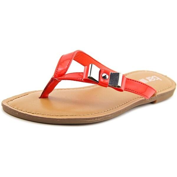 Bar III Vance Women Coral Sandals
