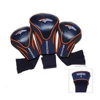 Denver Broncos 3 Pack Contour Fit Headcover