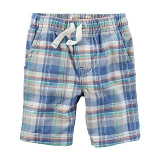 Carter's Baby Boys' Pull-On Plaid Shorts, 6 Months https://ak1.ostkcdn.com/images/products/is/images/direct/222e9fa6c75c8bd2ab27d5fd9742b043e632b05c/Carter%27s-Baby-Boys%27-Pull-On-Plaid-Shorts%2C-6-Months.jpg?impolicy=medium