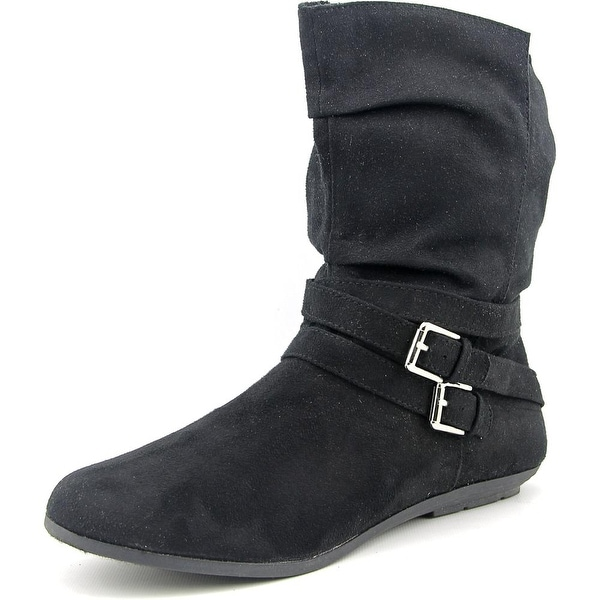 Rampage Bram Round Toe Synthetic Ankle Boot