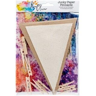 Ken Oliver Junky Paper Pennants-
