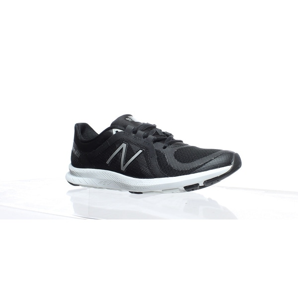 competitive price a7c2b 3e193 New Balance Womens 77 V2 Black Silver Cross Training Shoes Size 6 (C,