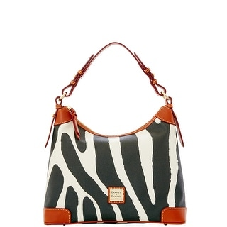 Dooney & Bourke Other Hobo (Introduced by Dooney & Bourke at $198 in Nov 2014) - Zebra