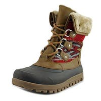 Bare Traps Womens Yaegar Closed Toe Ankle Cold Weather Boots - 9.5