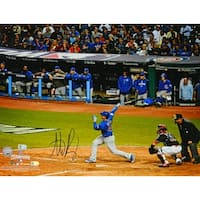 Anthony Rizzo Chicago Cubs 2016 World Series Home Run 16x20 Photo