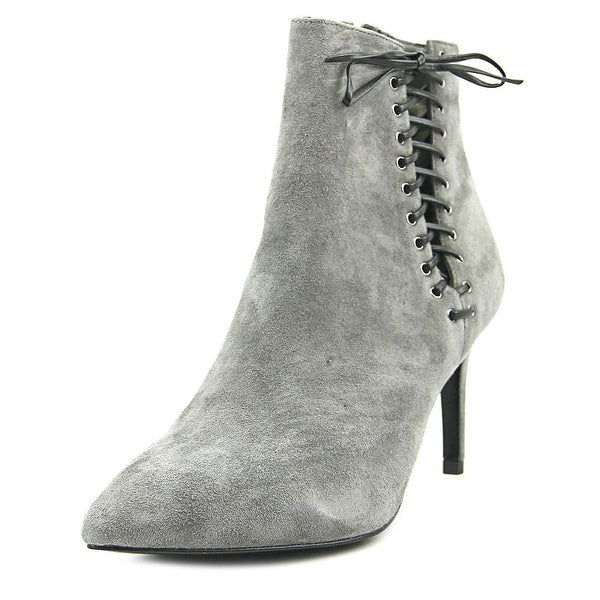 Design Lab Lord & Taylor Sofia Grey Boots