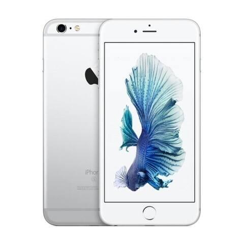 "Apple iPhone 6 Plus 16GB 5.5"" 4G LTE VerizonUnlocked,Silver (Certified Refurbished) - Silver"