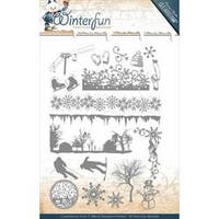 Winterfun - Find It Trading Precious Marieke Clear Stamps