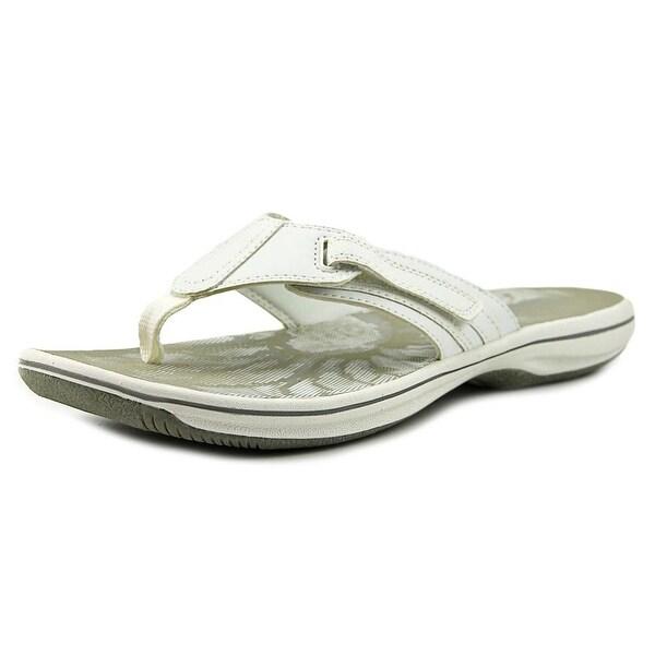 Clarks Narrative Brinkley Jojo Women White Sandals