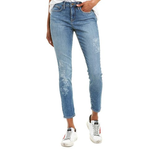 Nydj Ami Clean Cabrillo Skinny Leg