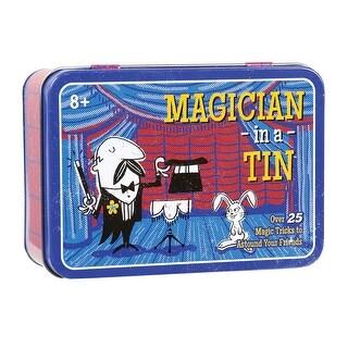 Westminster Magician in a Tin - Over 25 Fun Magic Tricks