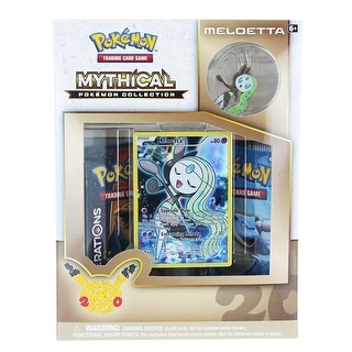Pokemon Trading Card Game: Mythical Pokemon Collection, Meloetta