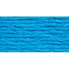 Electric Blue - DMC 6-Strand Embroidery Cotton 100g Cone