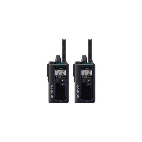Kenwood NX-P500 2-Pack ProTalk UHF Digital 2 Watt Portable Radio