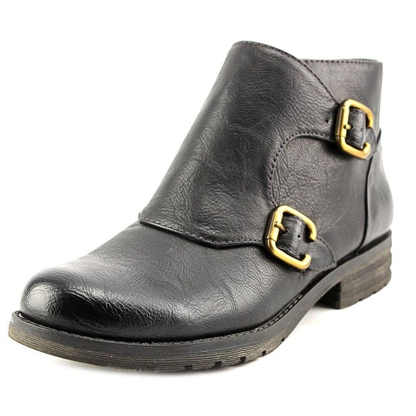 Naturalizer Breena Women Black 95 Boots
