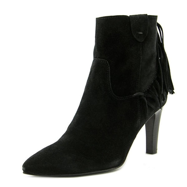 VC Signature Mona Women Pointed Toe Suede Bootie