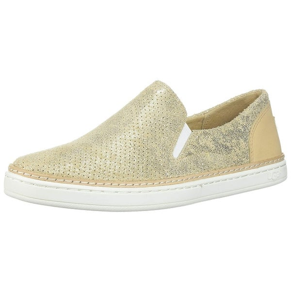 def4ec9510e Shop UGG Women's Adley Perf Stardust Sneaker - Free Shipping Today ...