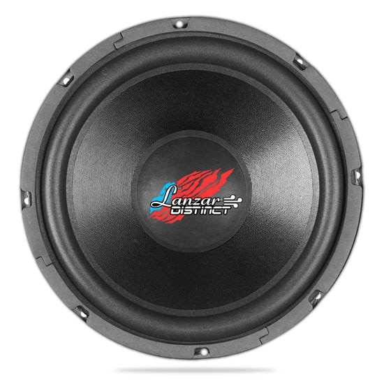 10'' High Power IB Open Free-Air 4 Ohm Subwoofer SVC (Single unit)