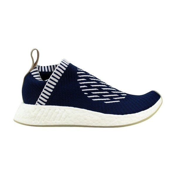 4f73844a3 Shop Adidas NMD CS2 Primeknit Navy White Ronin BA7189 Men s - Free ...
