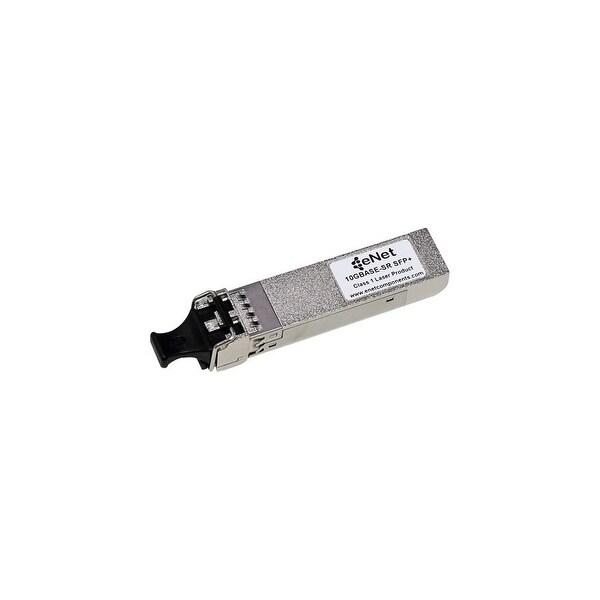 ENET 10GB-SR-SFPP-ENC Enterasys Compatible 10GB-SR-SFPP 10GBASE-SR SFP+ 850nm 300m DOM Duplex LC MMF 100% Tested Lifetime