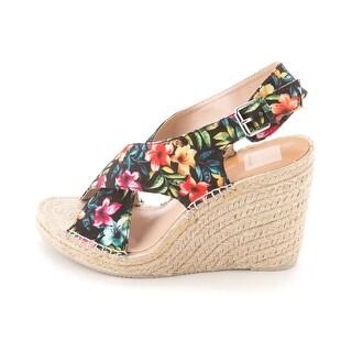 Dolce Vita Women's Sovay Espadrille Platform Wedge Sandals