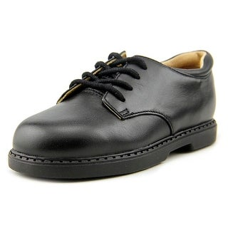 Jumping Jacks Kyle Round Toe Leather Oxford