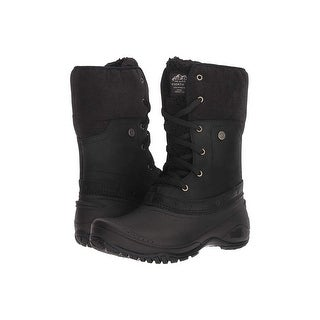 Link to The North Face Womens Shellista Fabric Open Toe Ankle Cold Weather Boots Similar Items in Women's Shoes