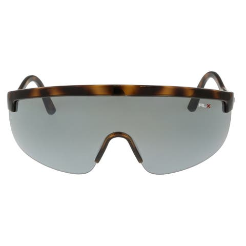 Ralph Lauren PH4070X 51756G Havana Oversized Sunglasses - 44-00-130