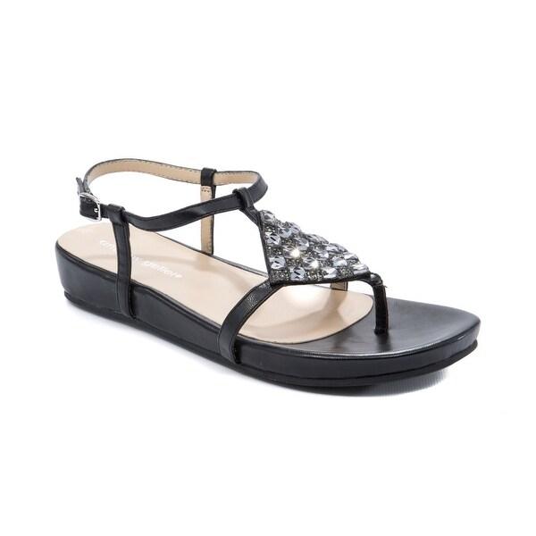 Andrew Geller Mareda Women's Sandals & Flip Flops Black