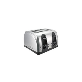 Brentwood ts-445s 4 slice toaster ss