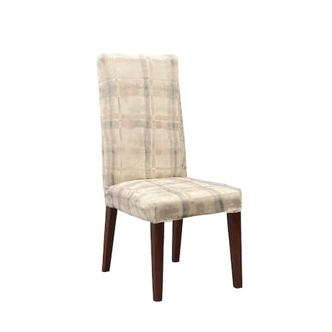 Sure Fit Home Decor Stretch Arno by Waverly Dining Chair Slipcover