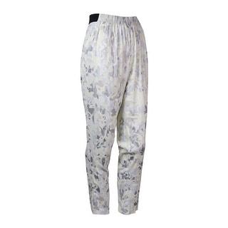 RACHEL Rachel Roy Women's Camo Print Pants - M