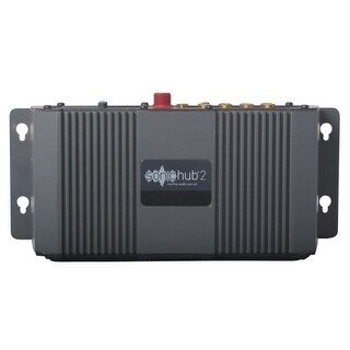 Simrad Sonichub®2 Marine Audio Server Sonichub2 Marine Audio Server