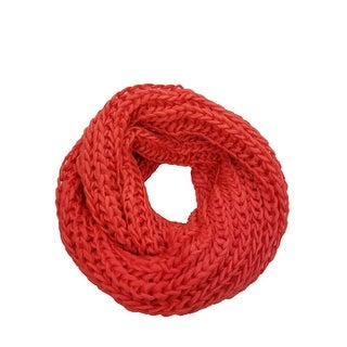 Link to Women's Scarf Very Soft Cable-Knit Infinity Shawl Similar Items in Scarves & Wraps