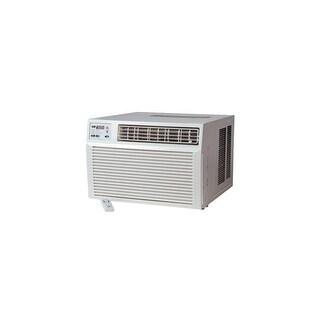 Amana AH093G35AX 9000 BTU Window Heat Pump with 10700 BTU Electric Heater and Re