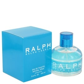Eau De Toilette Spray 3.4 oz RALPH by Ralph Lauren - Women