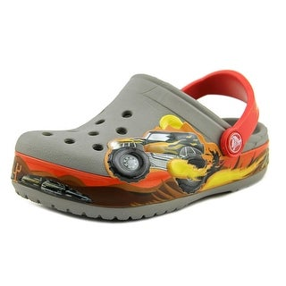 Crocs Crocband Monster Truck   Round Toe Synthetic  Clogs