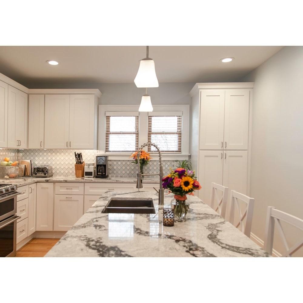 Design House 561423 Brookings 48 Wide X 34 1 2 High Double Door Base White Overstock 17601137