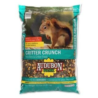 Audubon Park 12243 Critter Crunch Wild Bird & Critter Food, 15 Lbs