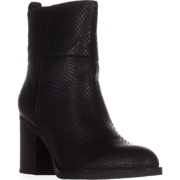 Franco Sarto Owens Ankle Boots, Black