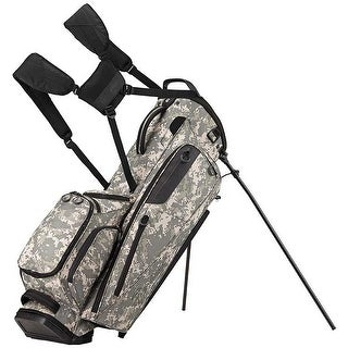 New TaylorMade Flextech Stand Bag - Camo